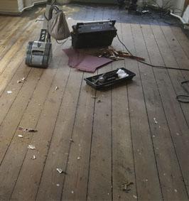 Wooden Floor Restoration Smiths French Polishing
